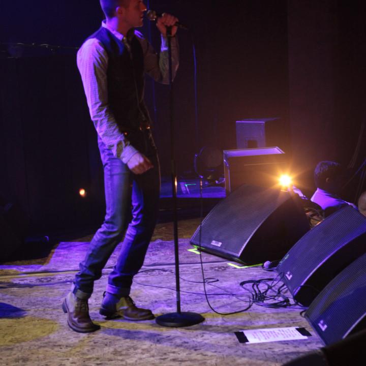Brandon Flowers live @ Köln 02