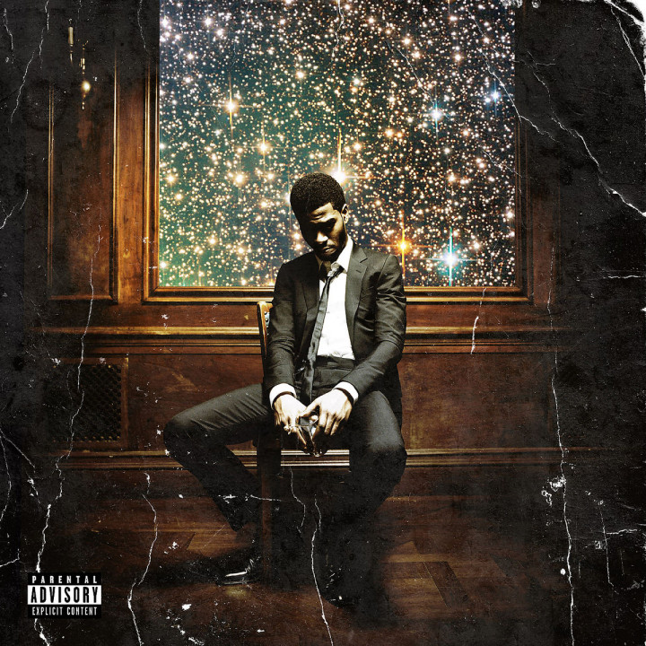 Man On The Moon 2: The Legend Of Mr. Rager: Kid Cudi