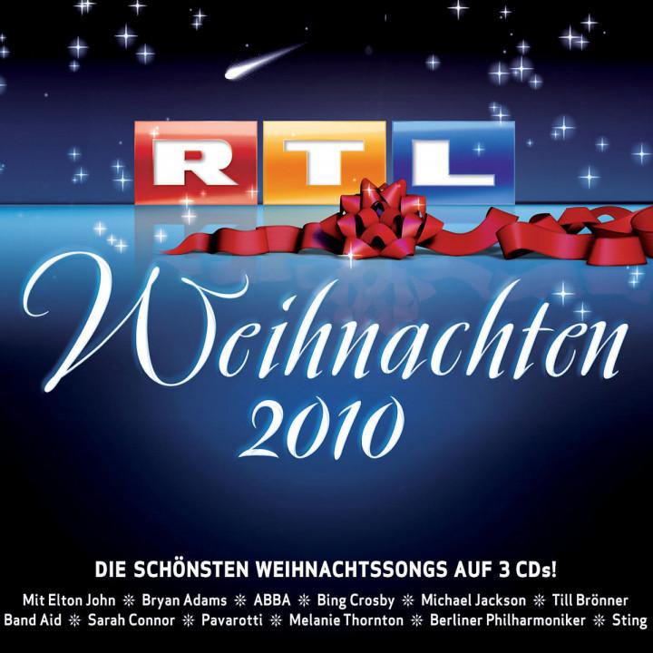 RTL Weihnachten 2010: Various Artists