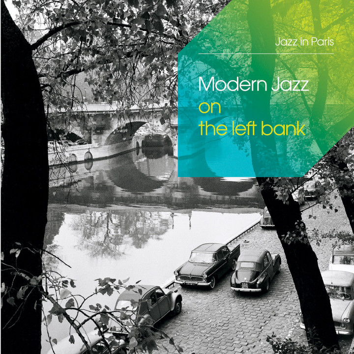 Modern Jazz On The Left Bank (Box-Set): Various Artists