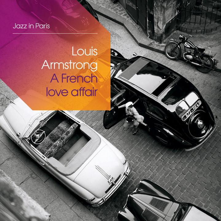 A French Love Affair (Box-Set): Armstrong,Louis