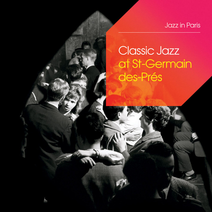 Classic Jazz At Saint-Germain-Des-Pres (Box-Set): Various Artists