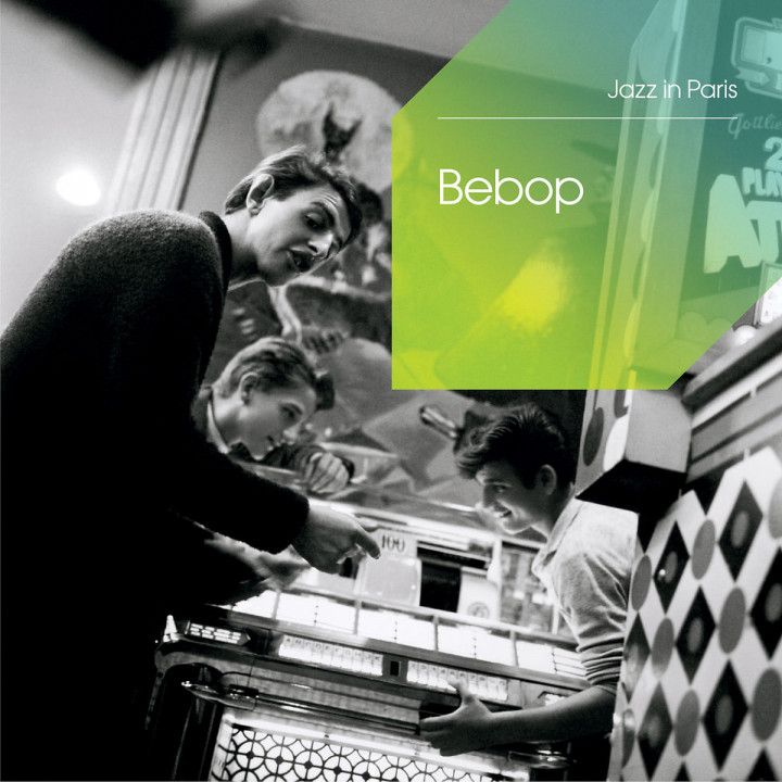 Bebop! (Box-Set): Various Artists
