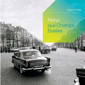 Piano Aux Champs-Elysées, 00600753288054