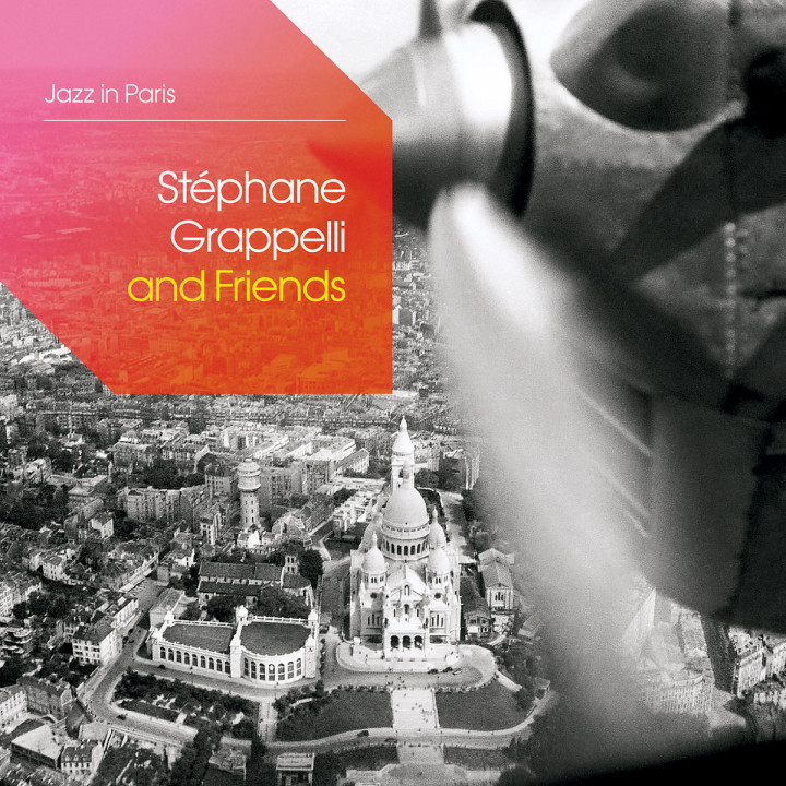 And Friends (Box-Set): Grappelli,Stephane