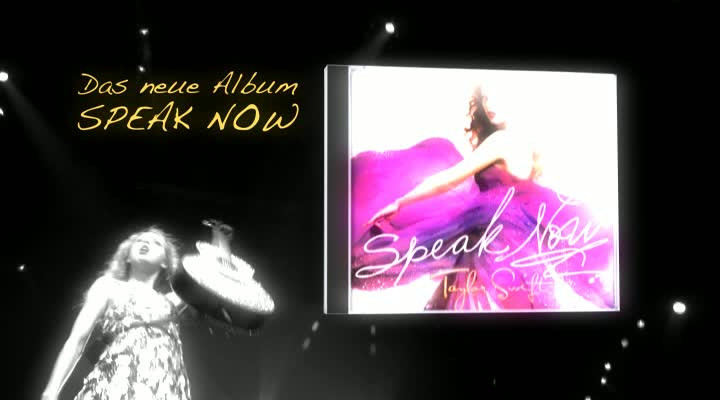 Speak Now Trailer 2010