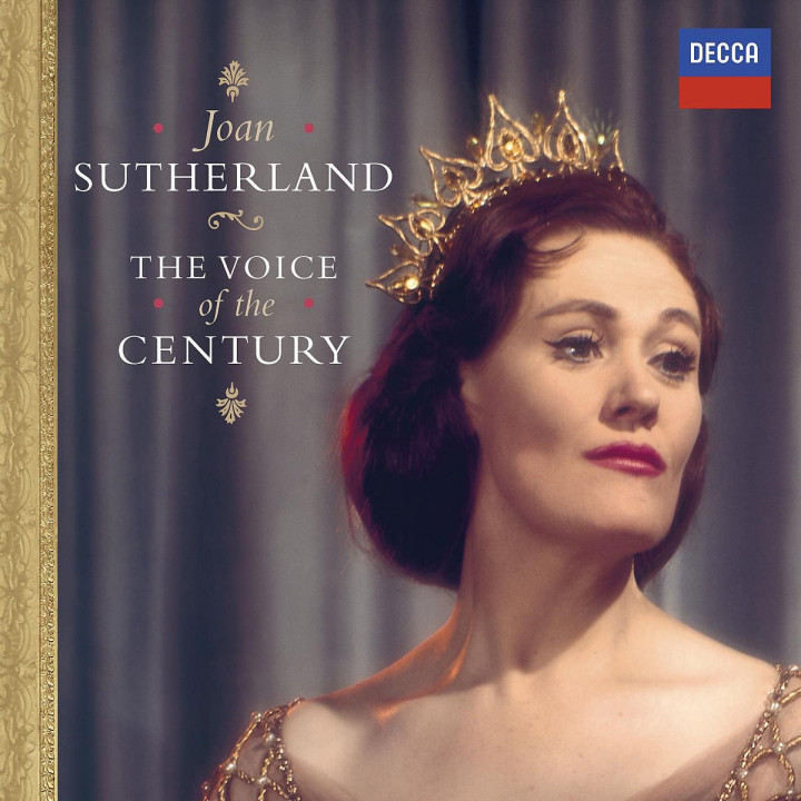 The Voice Of the Century: Sutherland,Joan/LSO/Bonynge,R./+