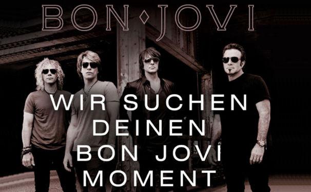 Bon Jovi, Gewinne Tickets für das exklusive Greatest Hits Radiokonzert!
