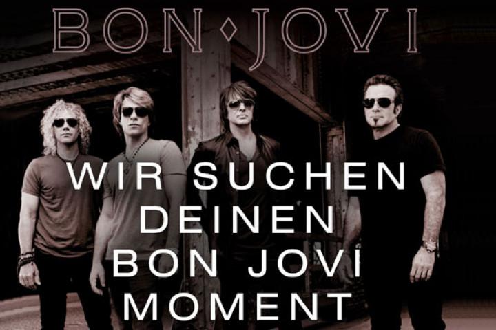 Dein Bon Jovi Moment