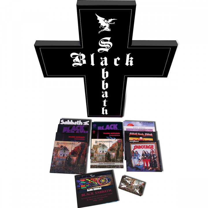 Black Sabbath [Cross Box]