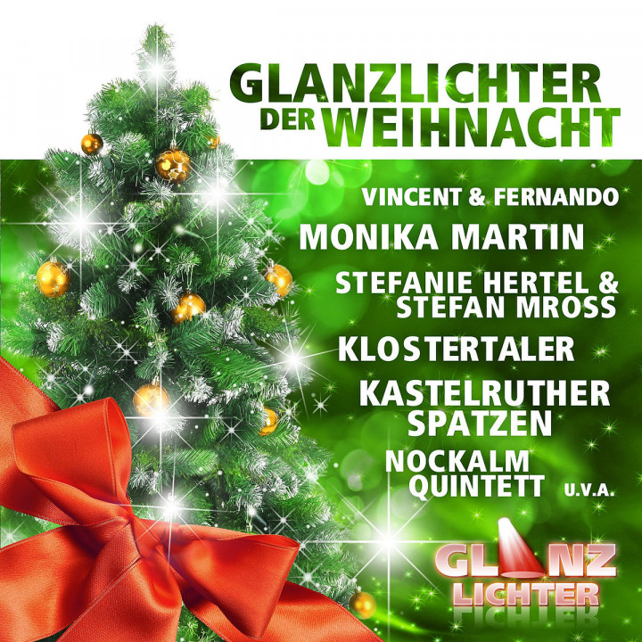 Glanzlichter der Weihnacht - Volksmusik