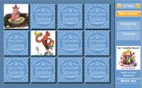 Die Mukketier-Bande Memory, 3-6 Jahre, 7-10 Jahre, Memory, Mukketier-Bande, Spiel, kids, kinder, online-spiel, familie