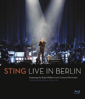 Sting live in berlin sting steven mercurio the royal philharmonic