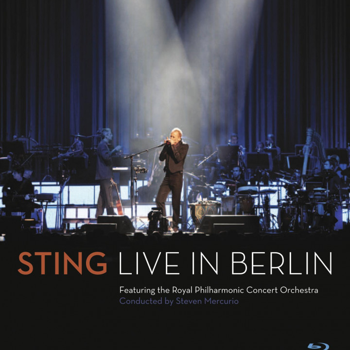 Sting — Live in Berlin