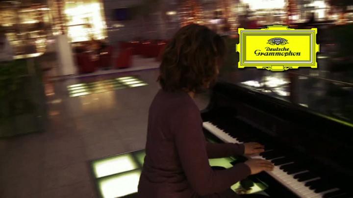 Video zu Hélène Grimauds Album Resonances