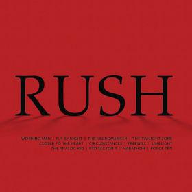Rush, ICON, 00602527468228