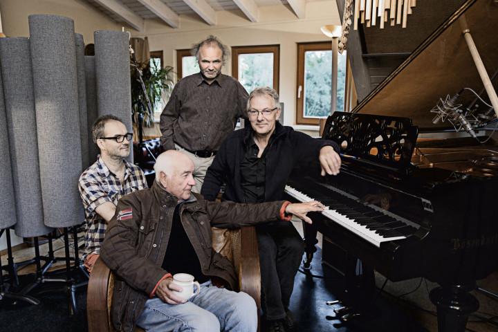 Armin Mueller-Stahl, Günther Fischer, Tobias Morgenstern © Jim Rakete