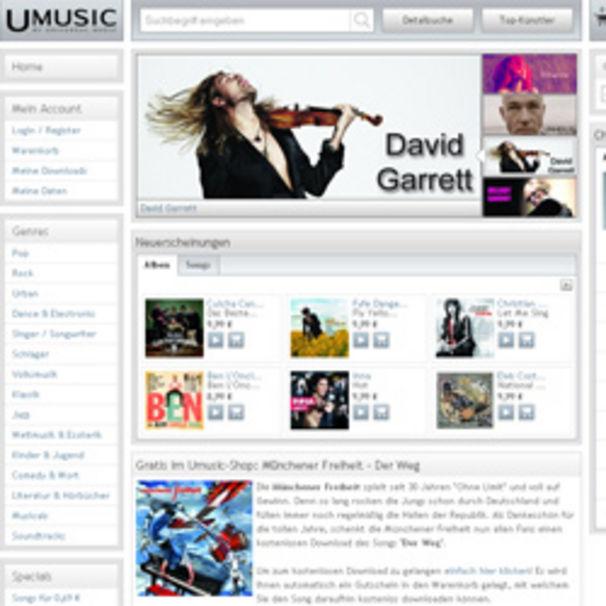 Klassische Musik Downloaden - der uMusic Shop