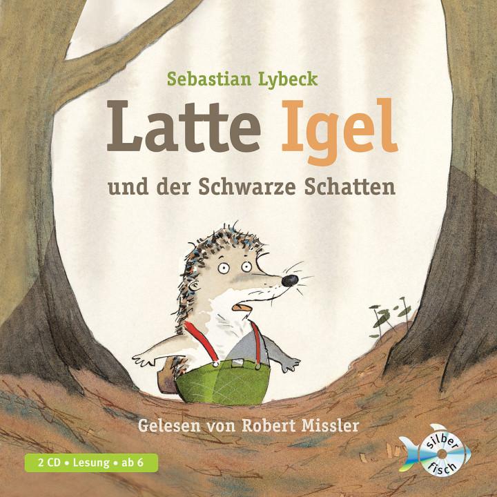 S. Lybeck: Latte Igel und der schwarze Schatten: Missler,Robert