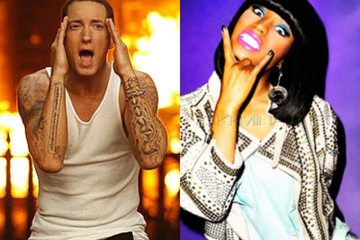 Eminem & Nicki Minaj