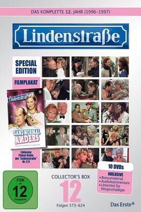 Lindenstraße, Die Collector's Box - Das 12. Jahr (Ltd. Edition), 04032989602421
