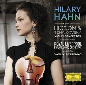Hilary Hahn, Higdon & Tchaikovsky: Violin Concertos, 00028947787778