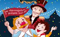"""Puzzle """"Circus Roncalli"""", 3-6 Jahre, 7-10 Jahre, Spiel, Puzzle, Circus Roncalli"""