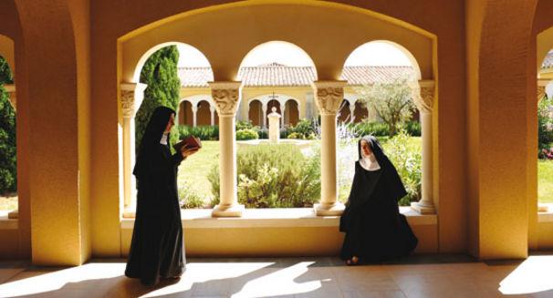 Die Nonnen von Avignon, Ora et labora - Die Nonnen von Avignon