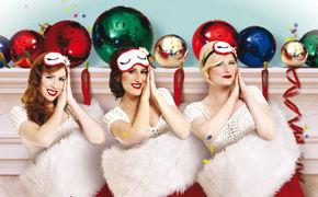 Jazz zu Weihnachten, Weihnachten mit den Puppini Sisters