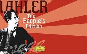 Gustav Mahler, Volkes Wille - Die Gustav Mahler People's Edition