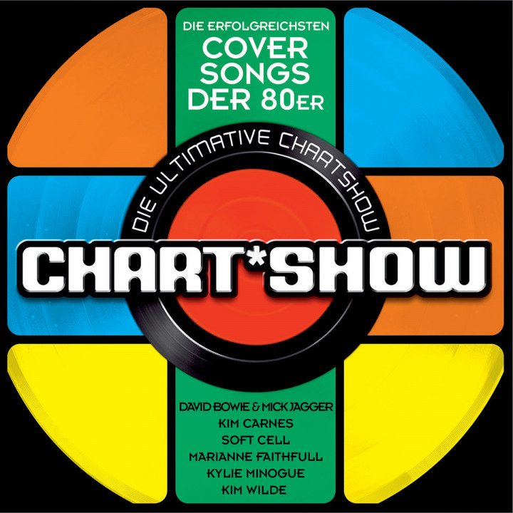 Die Ultimative Chartshow - Cover-Songs der 80er