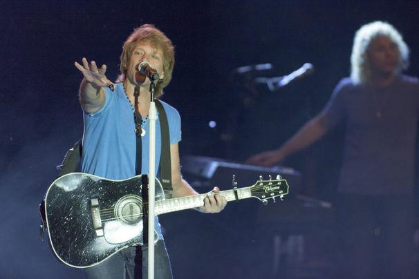 Bon Jovi, Bon Jovi: US-Konzert heute Nacht live im Netz
