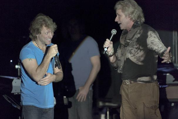 Bon Jovi, München-Konzert im Live-Streaming ansehen!