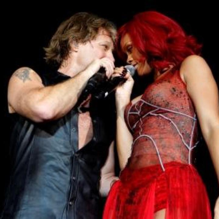 Rihanna Bon Jovi