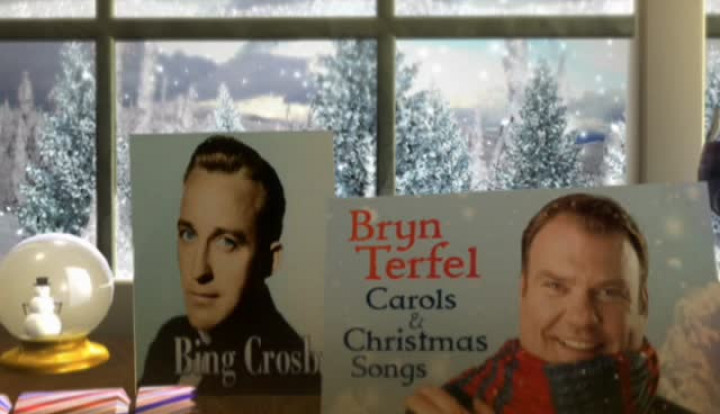 White Christmas - Duett mit Bing Crosby