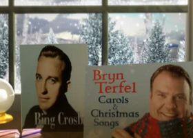 Bryn Terfel, White Christmas - Duett mit Bing Crosby