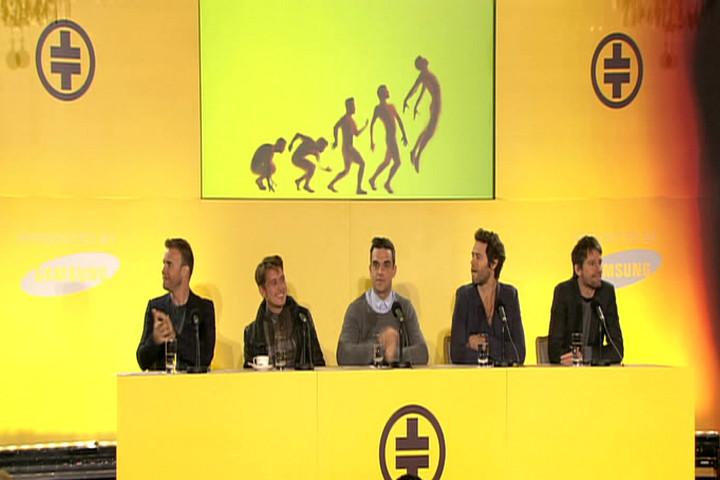 Pressekonferenz, London 26.10.2010