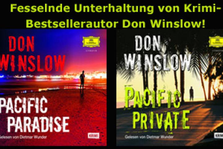 don winslow newsletter
