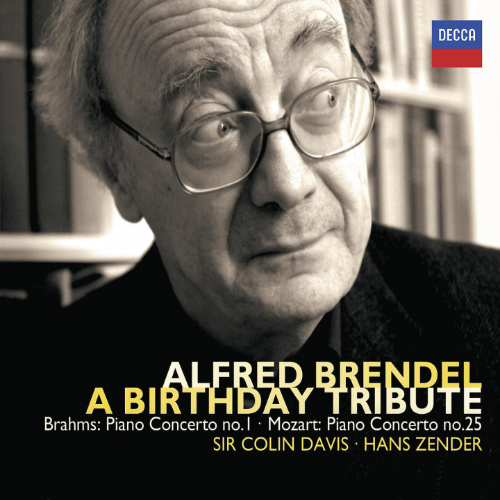 Alfred Brendel 80th Birthday Tribute