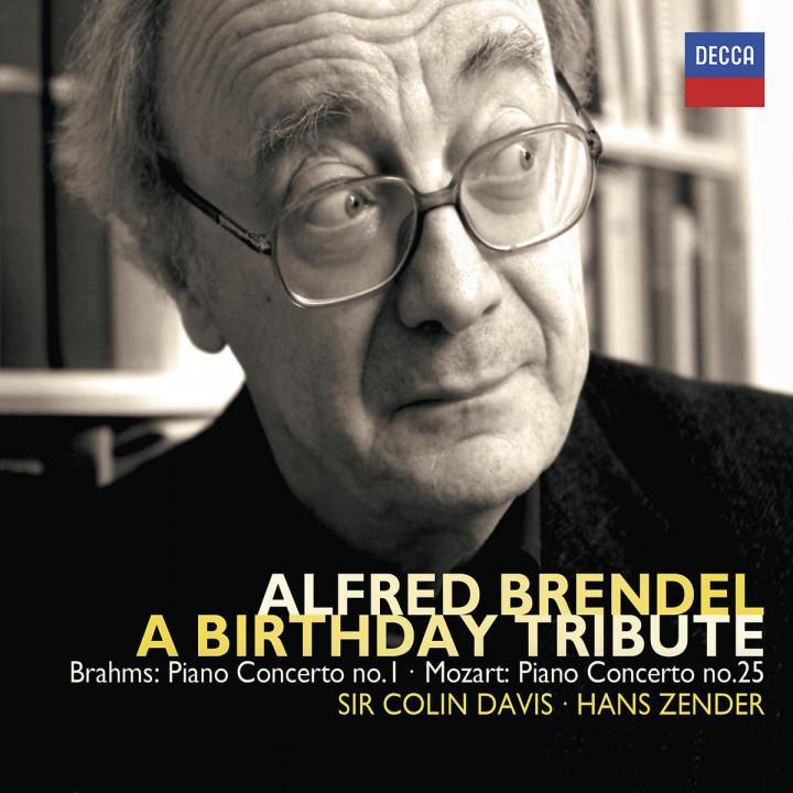Alfred Brendel: A Birthday Tribute: Brendel,Alfred/SOSWF/Zender,Hans/+