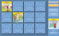 Conni Memory, 3-6 Jahre, 7-10 Jahre, Spiel, Memory, Conni