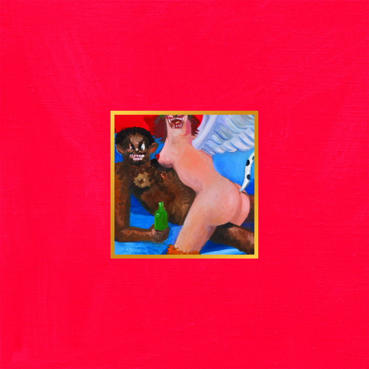 Cover My beautiful dark twisted Fantasy 2010