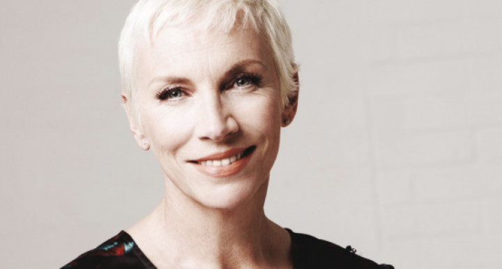 Annie Lennox © by Mike Owen