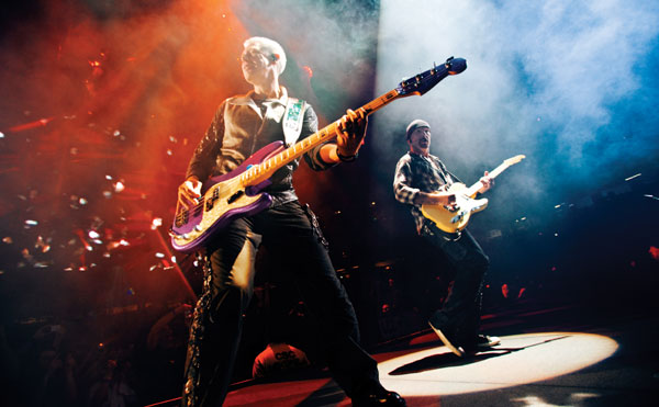 U2, U2-Doku am 29.01. auf ZDFneo!