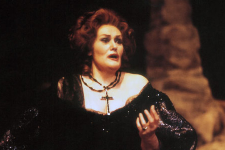 Joan Sutherland © Philip B. Clement