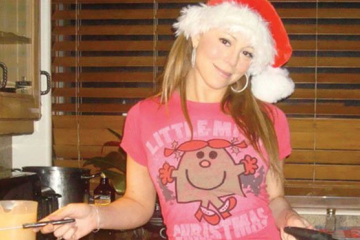 Mariah Christmas Cookies Rezept 2010