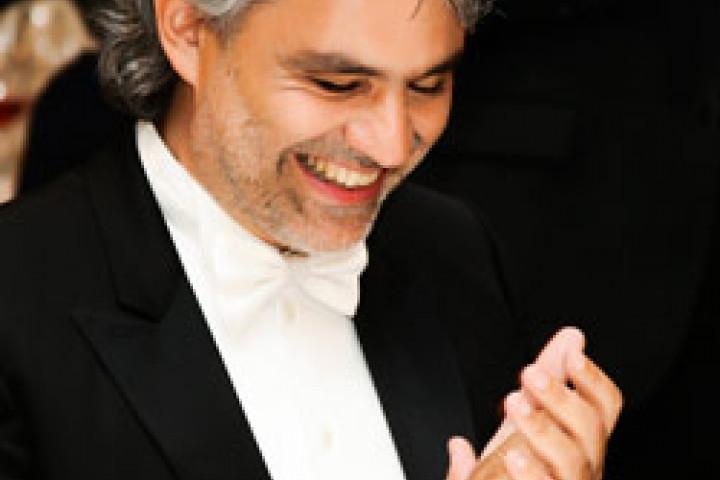 Andrea Bocelli © Decca / UMG