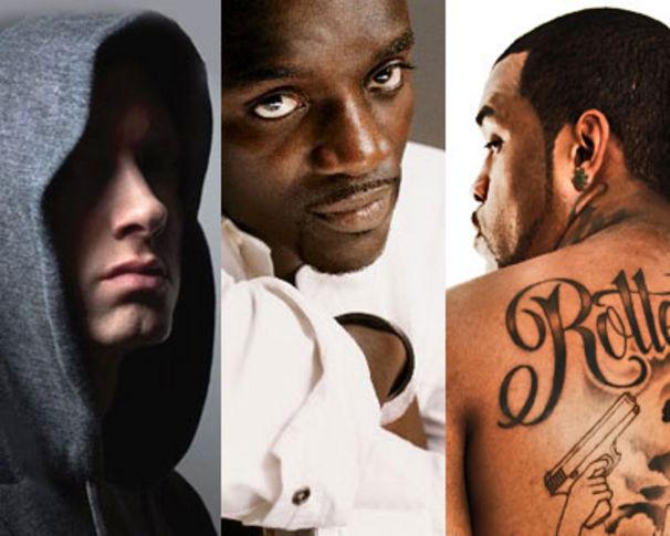 Eminem, Mysteriöse Eminem, Akon & Lloyd Banks Kollabo im Netz