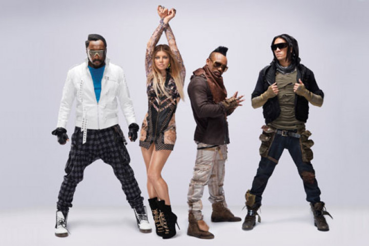 Black Eyed Peas The Beginning 2010 01