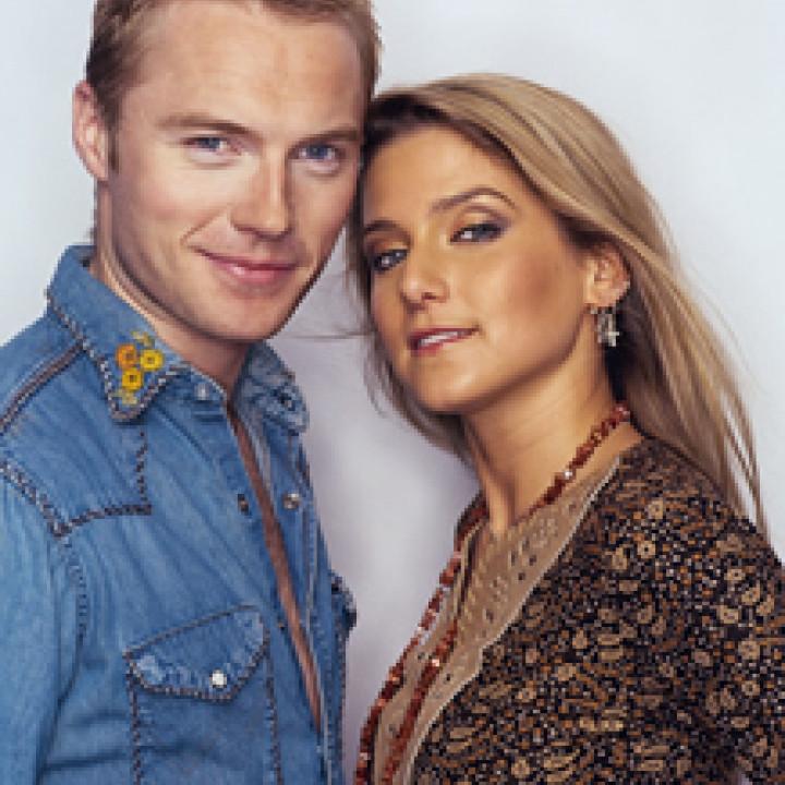 Jeanette & Ronan Keating